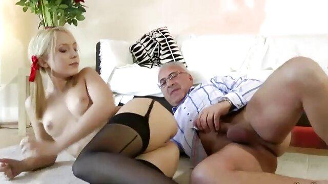 Gordo y negro follan sexe video voiture elegante MILF rubia