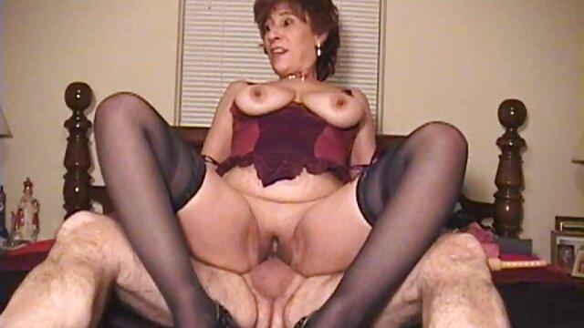 Cindy Shine obtient beaucoup de DP brutal et sex tape voiture Creampie sz2281
